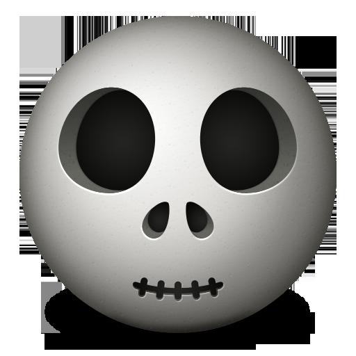 иконки skull,