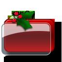 иконки christmas, папка, новый год, рождество,