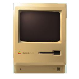 иконки macintosh, макинтош, компьютер, apple,