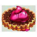 иконки berrytart, пирог, еда,