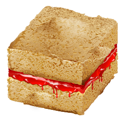 иконка cherrycake, торт, еда,