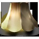 иконки lamps hade, торшер,