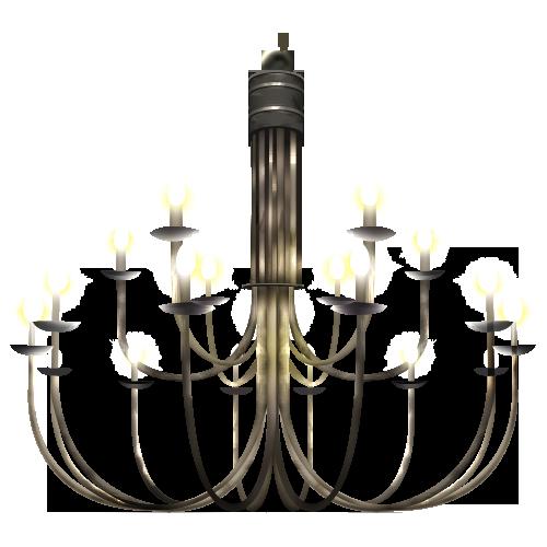 иконки chandelier, люстра,