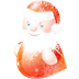 иконка santa, санта, санта клаус, новый год,