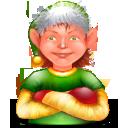 иконки elf, эльф,