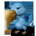 иконки птица, животное, aberthol,