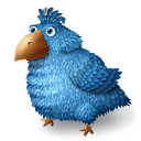 иконки птица, животное, amathaon,