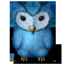 иконка сова, bird, птица, animal, животное,