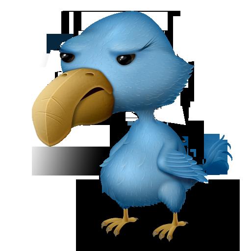 иконка птица, животное, aberthol,