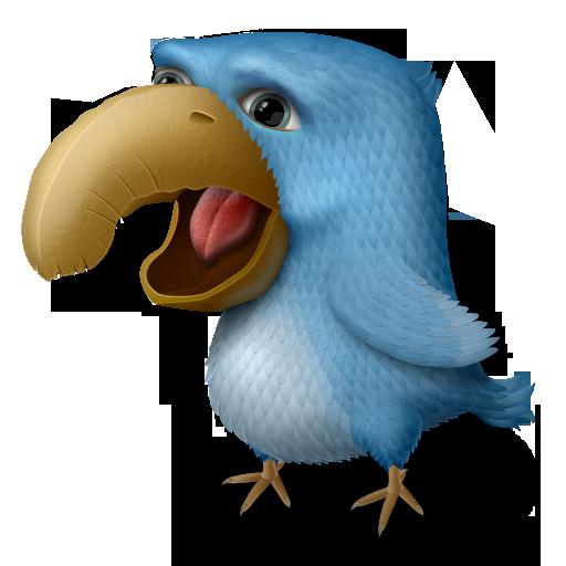 иконка птица, животное, angor,
