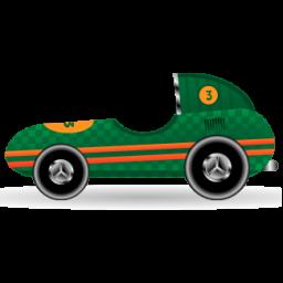иконки racing car, машина,