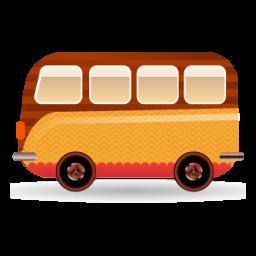 иконки автобус, автомобиль, bus,