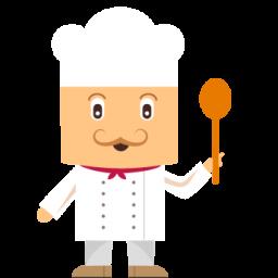 иконки chef, повар, кок,