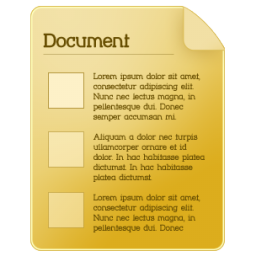 иконки документ, document,