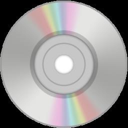 иконка диск, dvd,