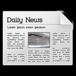 иконки новости, газета, news,