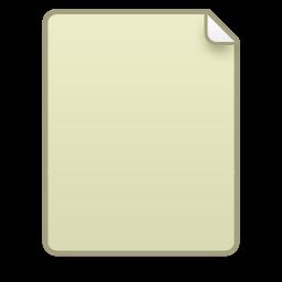 иконка бланк