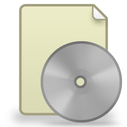 иконки iso, диск, файл,