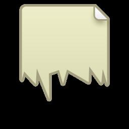 иконка поврежденный файл, поврежденный документ, doc scrap,