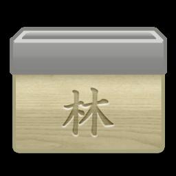 иконки  folder fonts, иероглифы, папка,