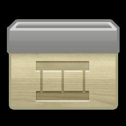 иконка мои видеозаписи, папка, folder movies,