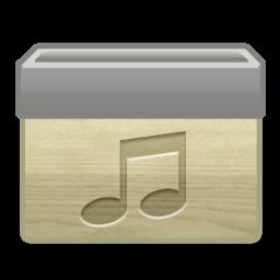 иконки мои аудиозаписи, папка, folder music,