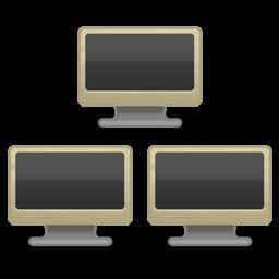 иконки интернет, сеть, группа, workgroup,