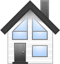 иконки house, дом, здание,