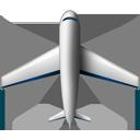 иконка самолет, airplane,