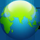 иконки планета, интернет, земной шар, globe,