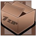 иконка 7zip,