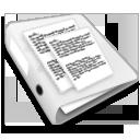 иконки документы, папка, скоросшиватель, documents,