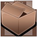 иконки коробка, box,