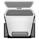 иконки  корзина, recycle bin,