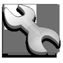 иконки wrench, гаечный ключ,