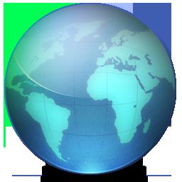 иконки  интернет, мир, планета, world,