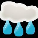 иконка погода, дождь, rain,