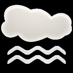 иконка погода, туман, fog,