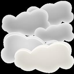 иконки погода, облачно, облака, overcast,