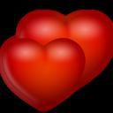 иконки сердце, hearts,