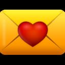 иконки любовное письмо, любовь, сердце, love email,
