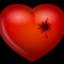 иконка сердце, shot,
