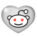 иконка reddit,