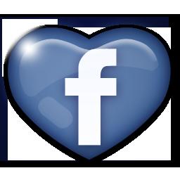 иконка facebook,