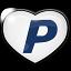 иконки paypal,
