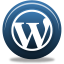 иконка wordpress, вордпресс,