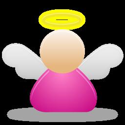 иконка ангел, angel,