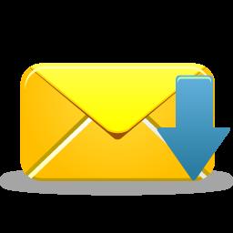 иконки письмо, почта, email receive,