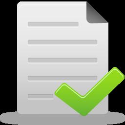 иконки файл, file complete,