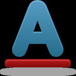 иконка цвет шрифта, форматирование текста, форматирование, font color,